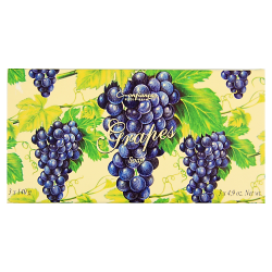 SOAP WITH GRAPES AROMA, 3X140G
