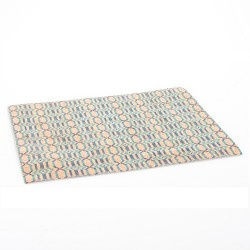 PLACEMAT (BLUE ETHNIC PATTERN)