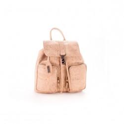 Unisex backpack, beige