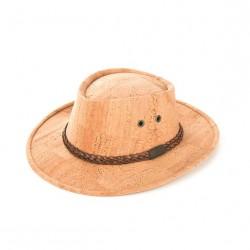 Australský klobouk z korků